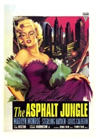 The Asphalt Jungle - Italian Theatrical poster (xs thumbnail)