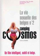 Camping Cosmos - Belgian Movie Poster (xs thumbnail)