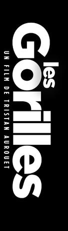 Les gorilles - French Logo (xs thumbnail)