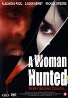 A Woman Hunted - Dutch DVD cover (xs thumbnail)