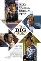 The Big Short - Movie Poster (xs thumbnail)