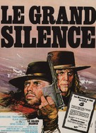 Il grande silenzio - French Movie Poster (xs thumbnail)