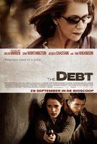 The Debt - Dutch Movie Poster (xs thumbnail)