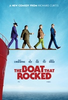 The Boat That Rocked - Movie Poster (xs thumbnail)