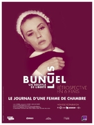 Le journal d'une femme de chambre - French Re-release poster (xs thumbnail)