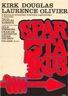 Spartacus - Polish Movie Poster (xs thumbnail)