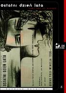 Ostatni dzien lata - Polish DVD cover (xs thumbnail)