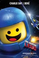 The Lego Movie - Brazilian Movie Poster (xs thumbnail)