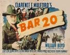Bar 20 - Movie Poster (xs thumbnail)