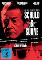 Crime and Punishment - German DVD movie cover (xs thumbnail)