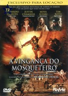 The Musketeer - Brazilian Movie Cover (xs thumbnail)