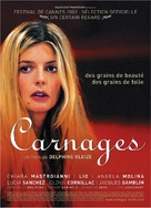 Carnages - Belgian Movie Poster (xs thumbnail)