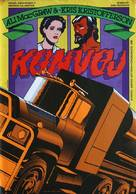 Convoy - Hungarian Movie Poster (xs thumbnail)