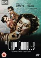 The Lady Gambles - British DVD cover (xs thumbnail)