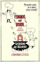 La cuisine au beurre - Movie Poster (xs thumbnail)