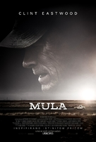 The Mule - Croatian Movie Poster (xs thumbnail)