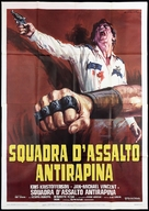 Vigilante Force - Italian Movie Poster (xs thumbnail)