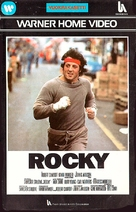 Rocky - Finnish VHS movie cover (xs thumbnail)