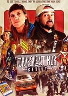 Jay and Silent Bob Reboot - DVD movie cover (xs thumbnail)