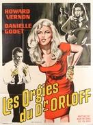 El enigma del ataúd - French Movie Poster (xs thumbnail)