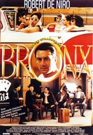 A Bronx Tale - German Movie Poster (xs thumbnail)