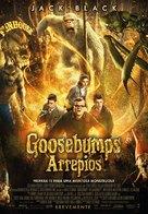 Goosebumps - Portuguese Movie Poster (xs thumbnail)