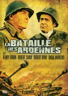 Battle of the Bulge - French Movie Cover (xs thumbnail)