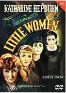 Little Women - Australian DVD cover (xs thumbnail)