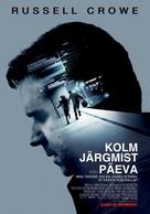 The Next Three Days - Estonian Movie Poster (xs thumbnail)