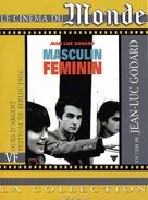 Masculin, féminin: 15 faits précis - French Movie Cover (xs thumbnail)