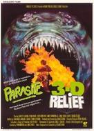 Parasite - Dutch Movie Poster (xs thumbnail)