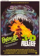 Parasite - Dutch Movie Poster (xs thumbnail)