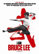 I Am Bruce Lee - Canadian DVD cover (xs thumbnail)