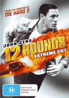 12 Rounds - Australian Movie Cover (xs thumbnail)