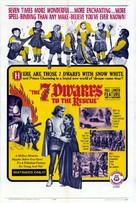 Sette nani alla riscossa, I - Movie Poster (xs thumbnail)
