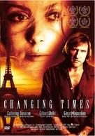 Les temps qui changent - German DVD cover (xs thumbnail)