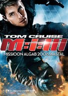 Mission: Impossible III - Estonian Movie Poster (xs thumbnail)