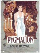 Pygmalion - French Movie Poster (xs thumbnail)