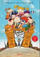 Rugrats in Paris: The Movie - Rugrats II - Spanish Movie Poster (xs thumbnail)