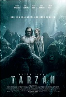 The Legend of Tarzan - Vietnamese Movie Poster (xs thumbnail)
