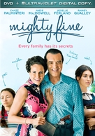 Mighty Fine - DVD cover (xs thumbnail)