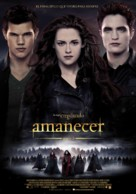 The Twilight Saga: Breaking Dawn - Part 2 - Spanish Movie Poster (xs thumbnail)