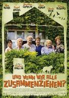 Et si on vivait tous ensemble? - German Movie Poster (xs thumbnail)
