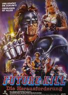 Future-Kill - German Movie Poster (xs thumbnail)