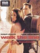 Walk the Line - Thai DVD movie cover (xs thumbnail)