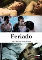 Feriado - German DVD cover (xs thumbnail)