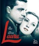 Laura - Blu-Ray movie cover (xs thumbnail)