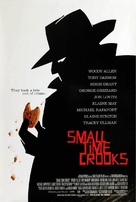 Small Time Crooks - Movie Poster (xs thumbnail)