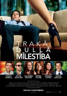 Crazy, Stupid, Love. - Latvian Movie Poster (xs thumbnail)