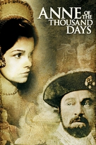 Anne of the Thousand Days - DVD movie cover (xs thumbnail)